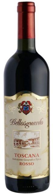 Vinho Tinto Toscana Rosso Bellosguardo - 750ml -