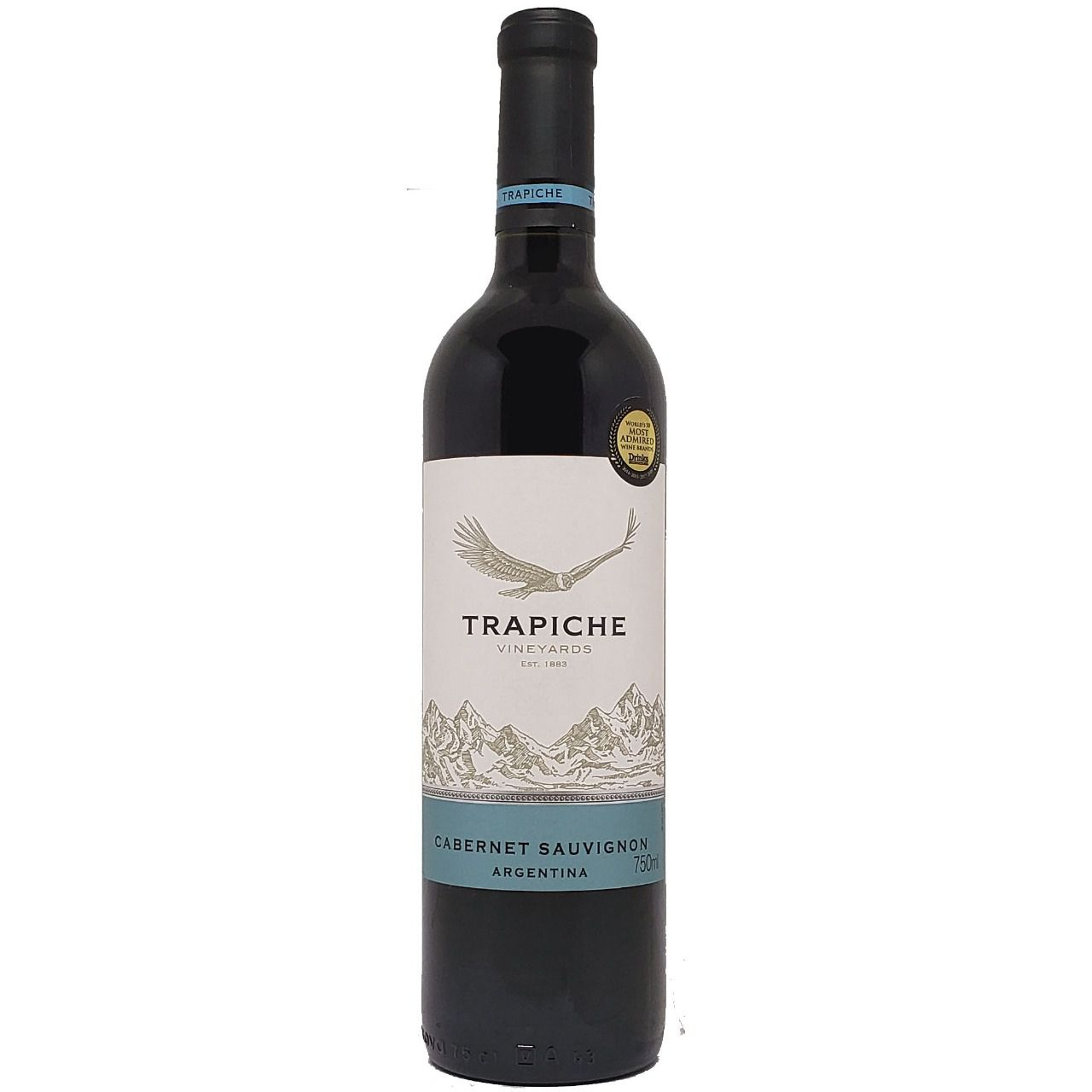 Vinho Tinto Trapiche Vineyards Cabernet Sauvignon - 750ml -