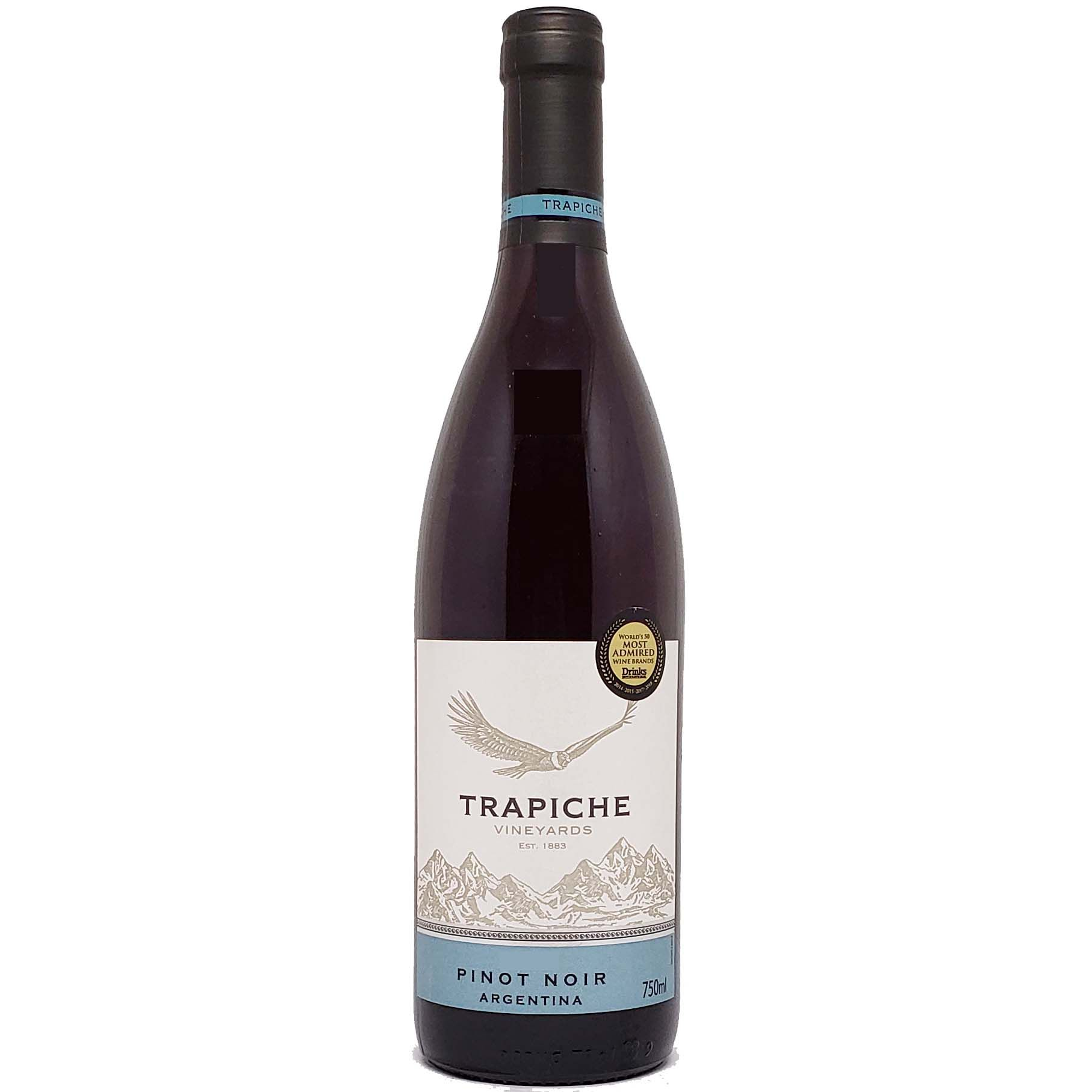Vinho Tinto Trapiche Vineyards Pinot Noir - 750ml -