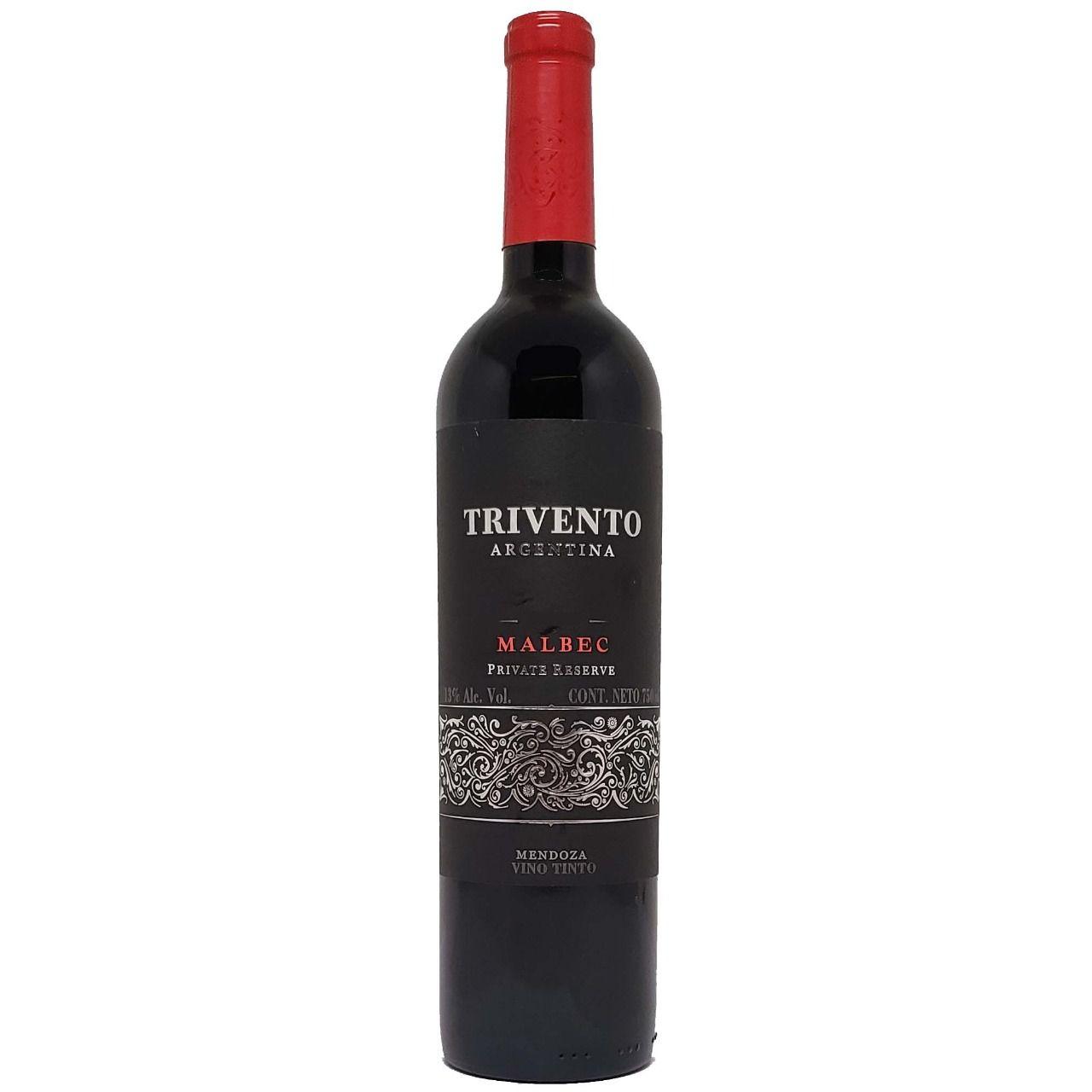 Vinho Tinto Trivento Malbec Private Reserve - 750ml -