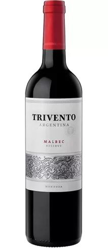Vinho Tinto Trivento Reserva Malbec - 750ml -