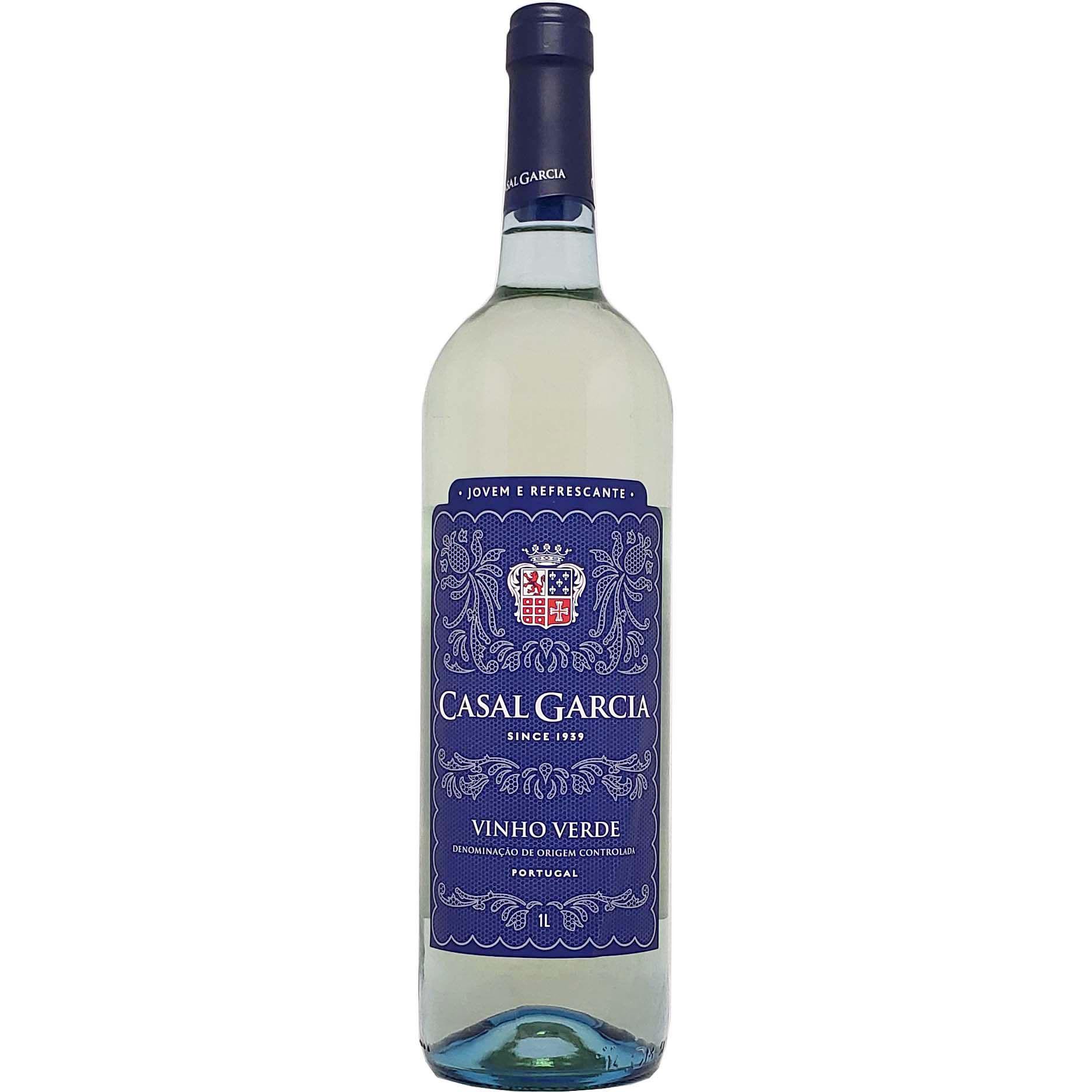 Vinho Verde Casal Garcia - 1L -