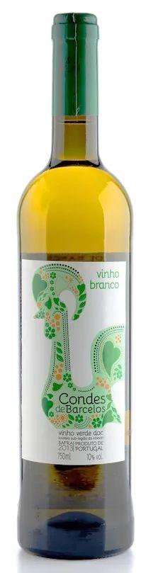 Vinho Verde Condes de Barcelos - 750ml -