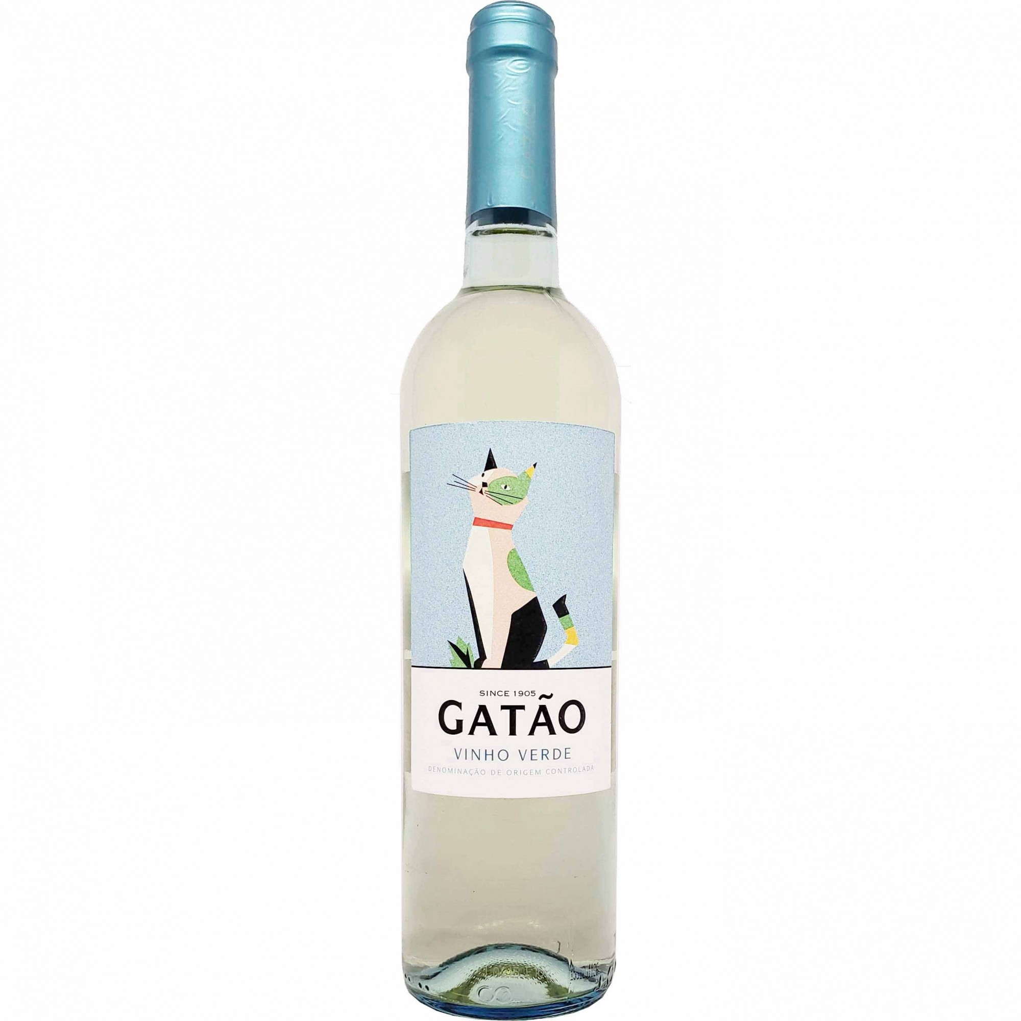 Vinho Verde Gatão DOC - 750ml -