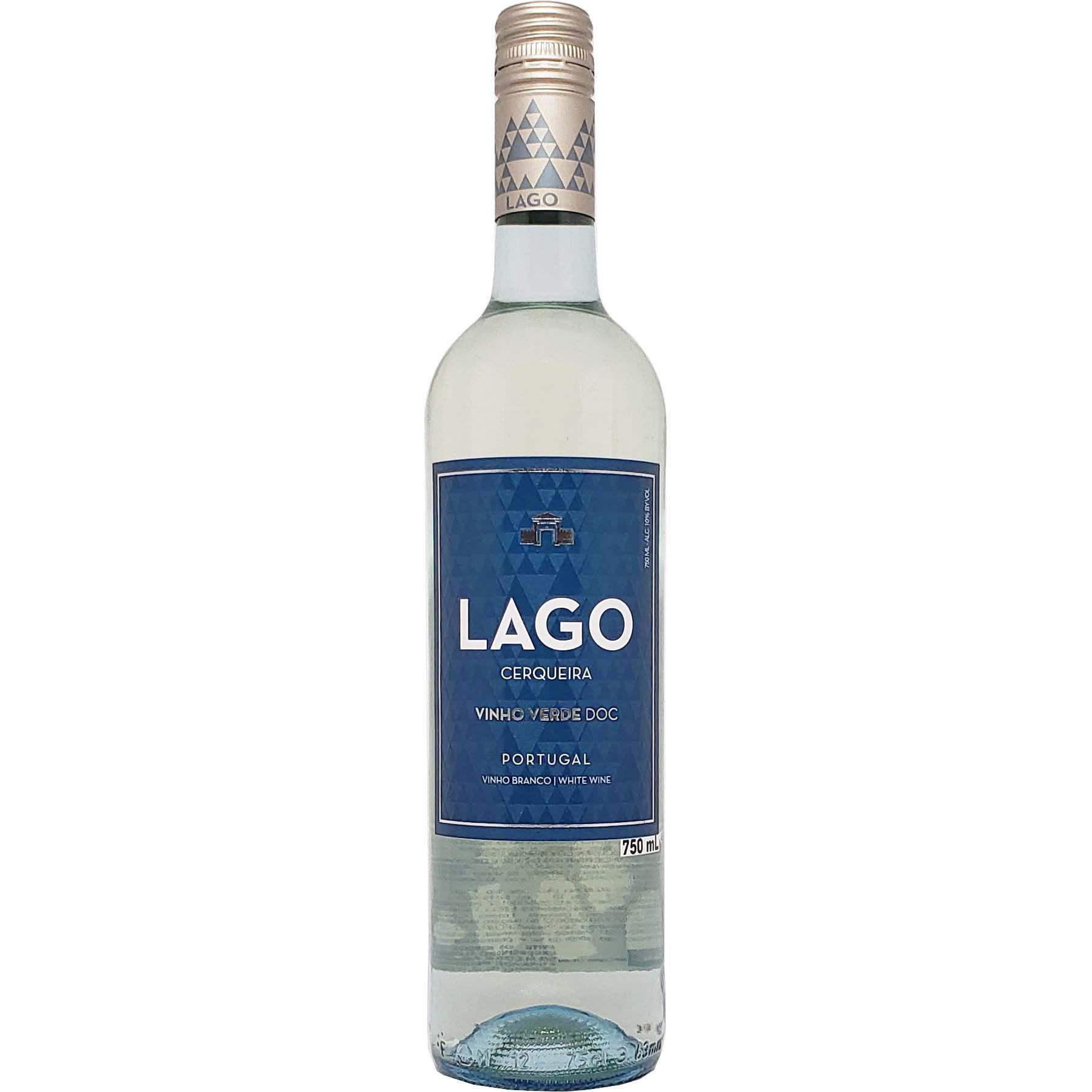Vinho Verde Lago Cerqueira DOC - 750ml -