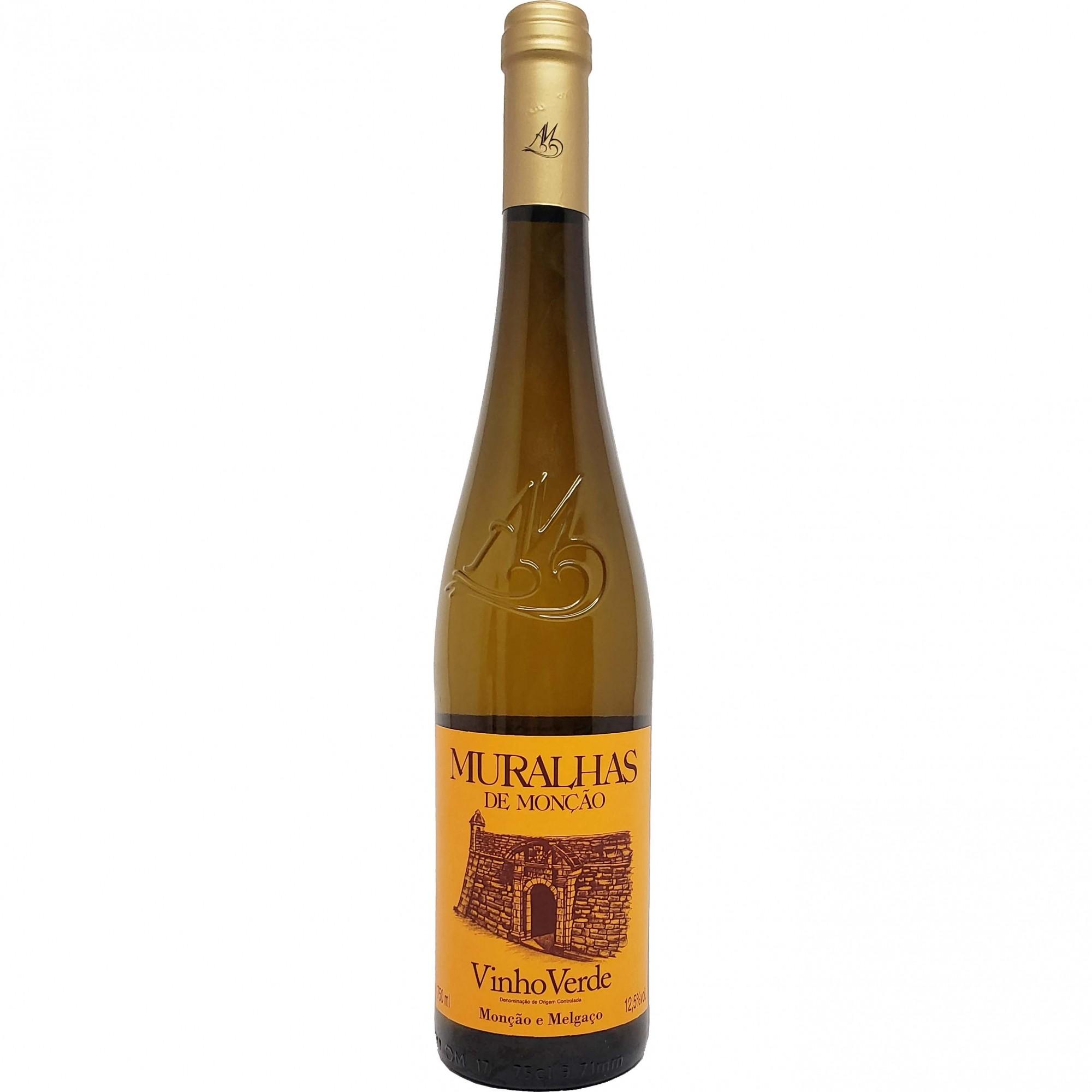 Vinho Verde Muralhas de Monção  - 750ml -