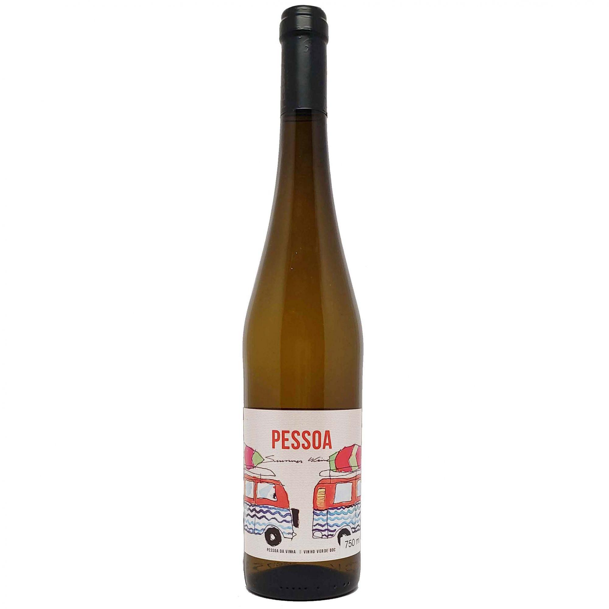 Vinho Verde Pessoa DOC - 750ml -