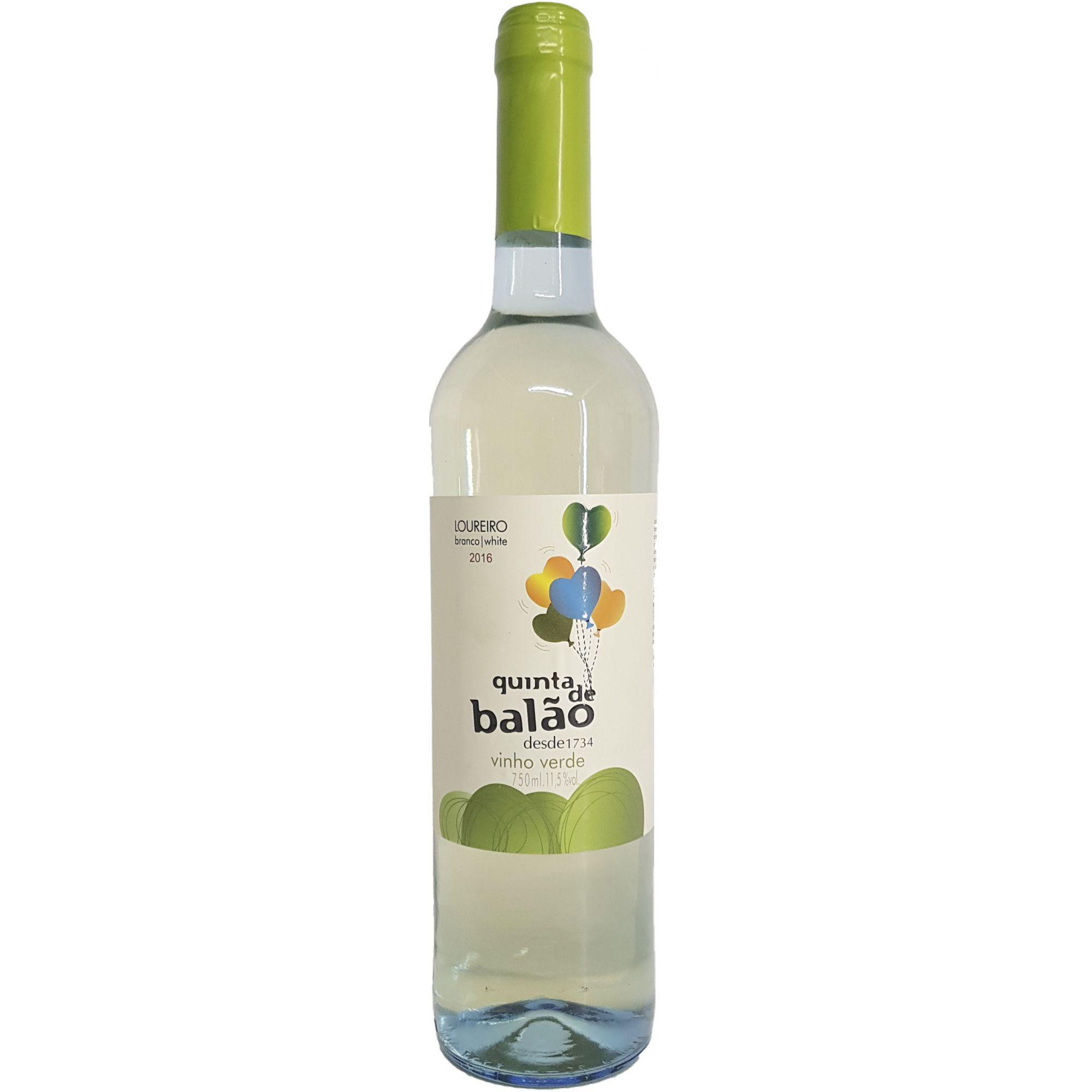 Vinho Verde Quinta de Balão Loureiro - 750ml -