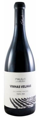 Vinho Tinto Vinhas Velhas Paulo Laureano - 375ml -