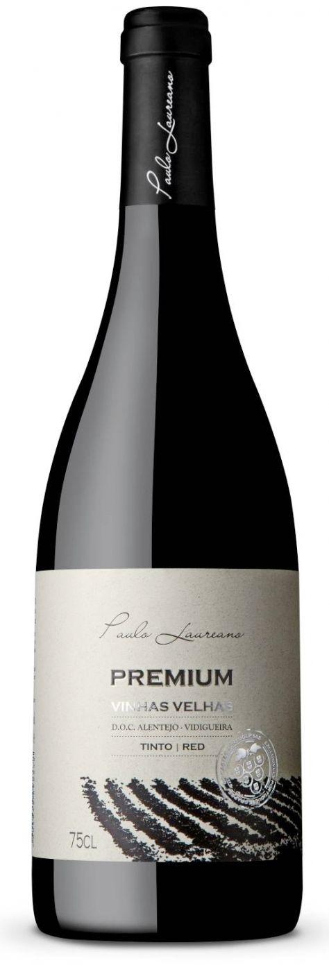 Vinho Tinto Vinhas Velhas Premium Paulo Laureano - 750ml -