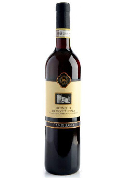 Vinho Tinto Camigliano Brunello di Montalcino - 750ml -