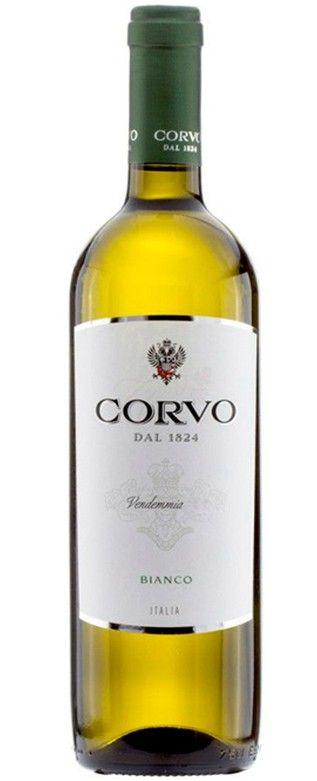 Vinho Branco Corvo Vendemmia - 750ml -