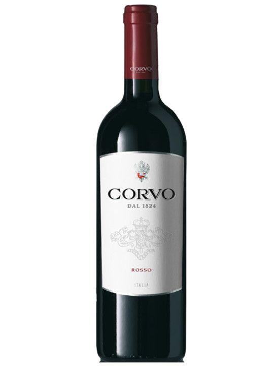 Vinho Tinto Corvo Rosso Vendemmia - 750ml -