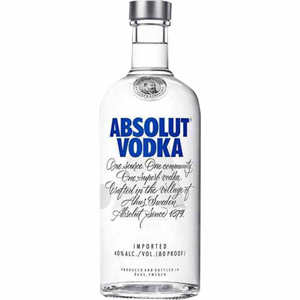 Vodka Absolut Original - 750ml -