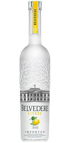 Vodka Belvedere Citrus 700 ml