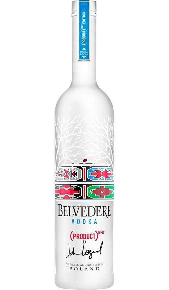 Vodka Belvedere Red By John Legend 700 ml