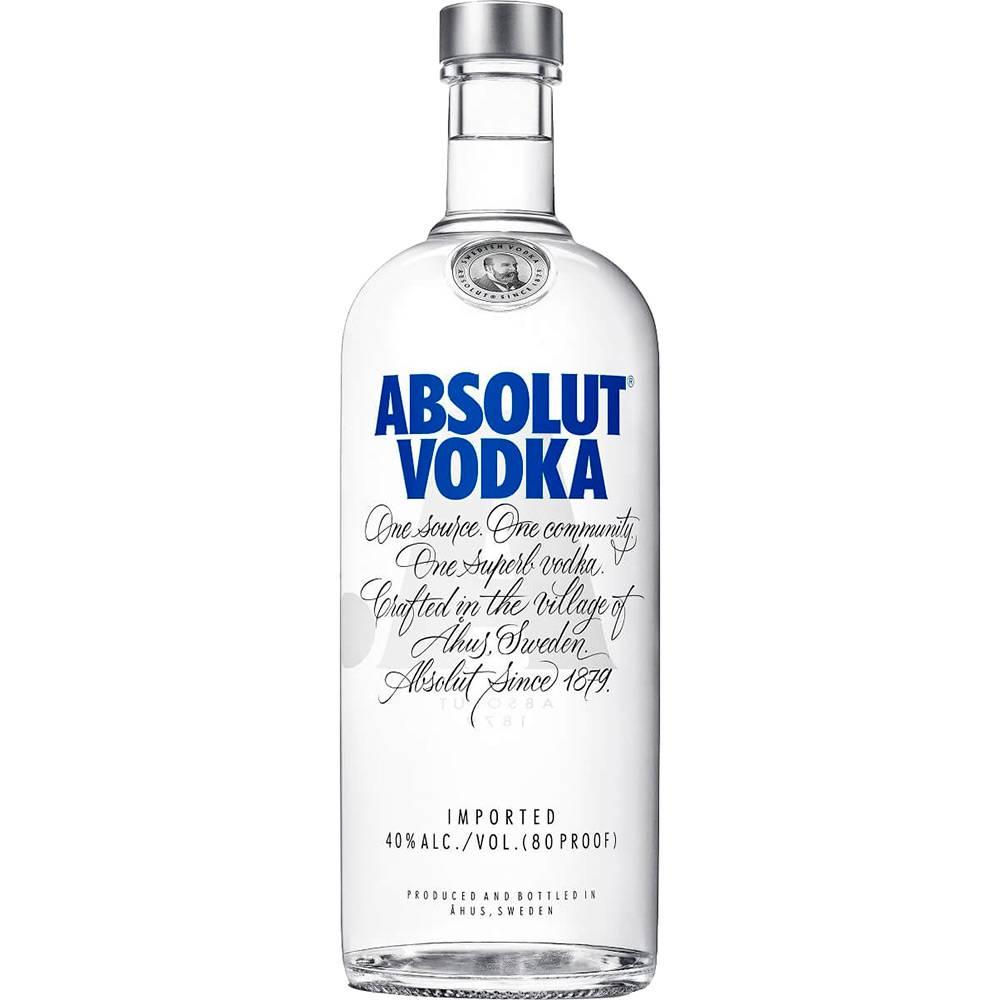 Vodka Sueca Absolut Original 1L