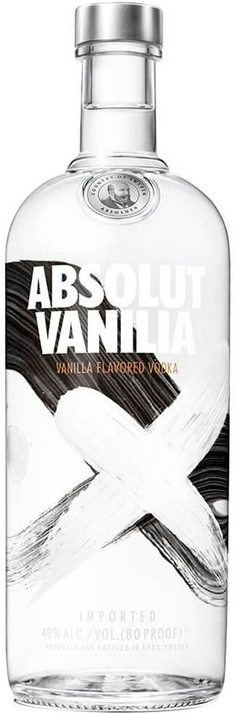 Vodka Sueca Absolut Vanilia 750ml