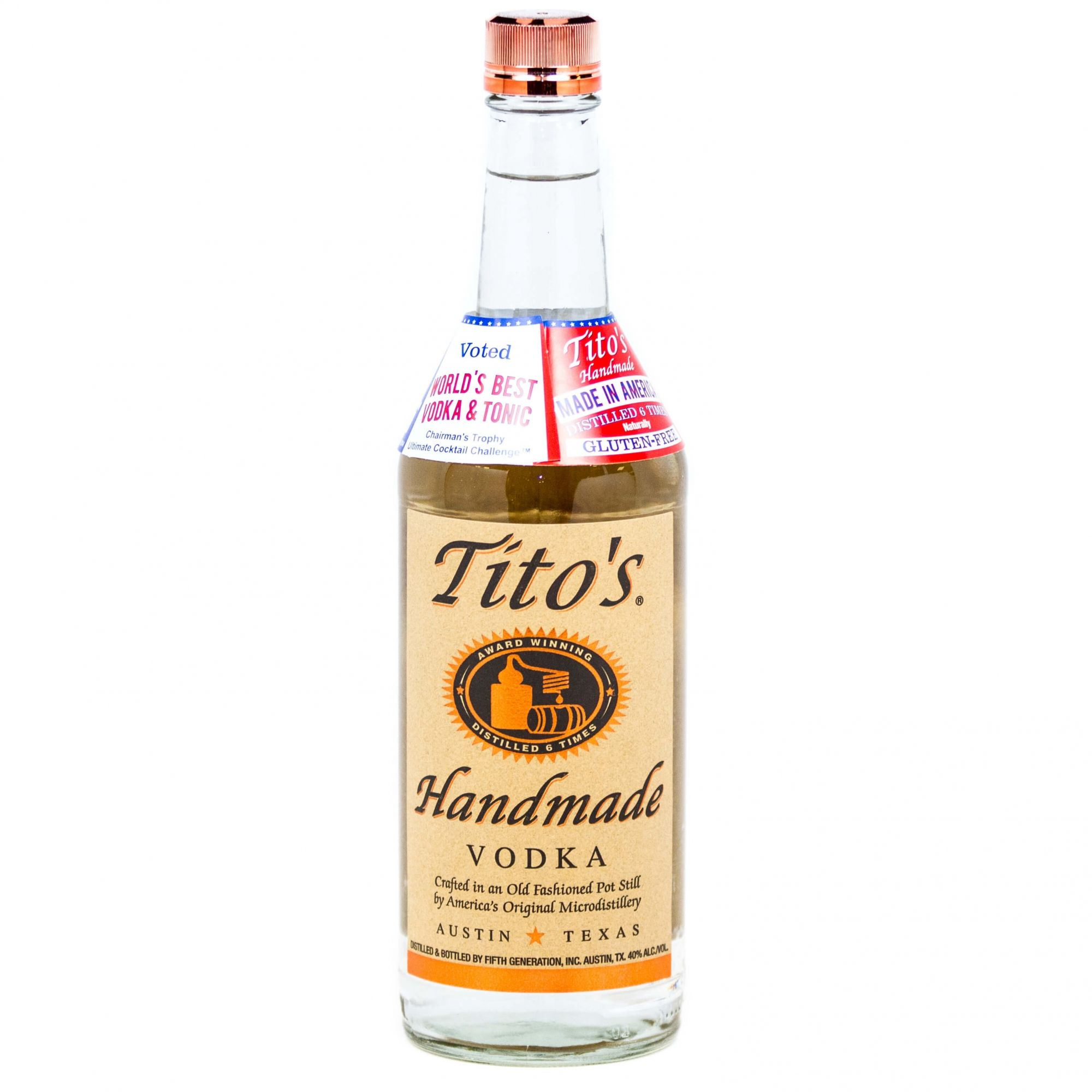 Vodka Tito's Handmade 750ml