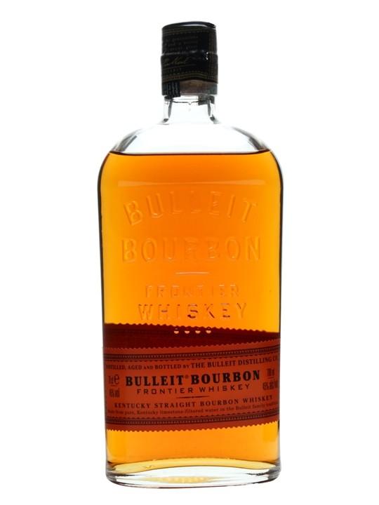 Whiskey Bulleit Bourbon - 750ml -