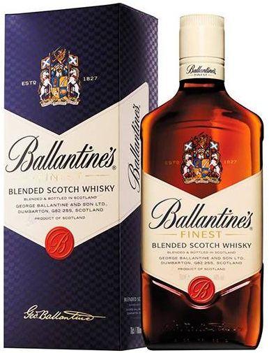 Whisky Ballantine's Finest - 1L -