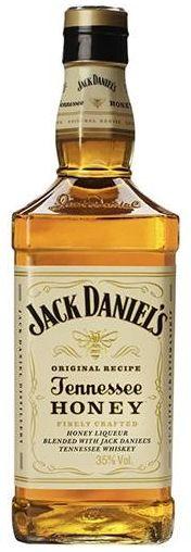 Whisky Jack Daniel's Tennessee HONEY - 1L -