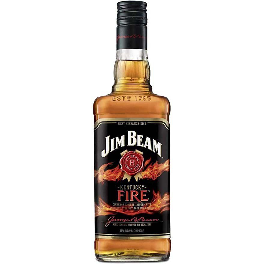Whisky Jim Beam Fire - 1L -
