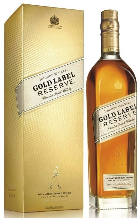 Whisky Johnnie Walker Gold Label RESERVE - 750ml -