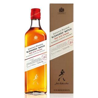 Whisky Johnnie Walker Red Rye Finish - 750ml -
