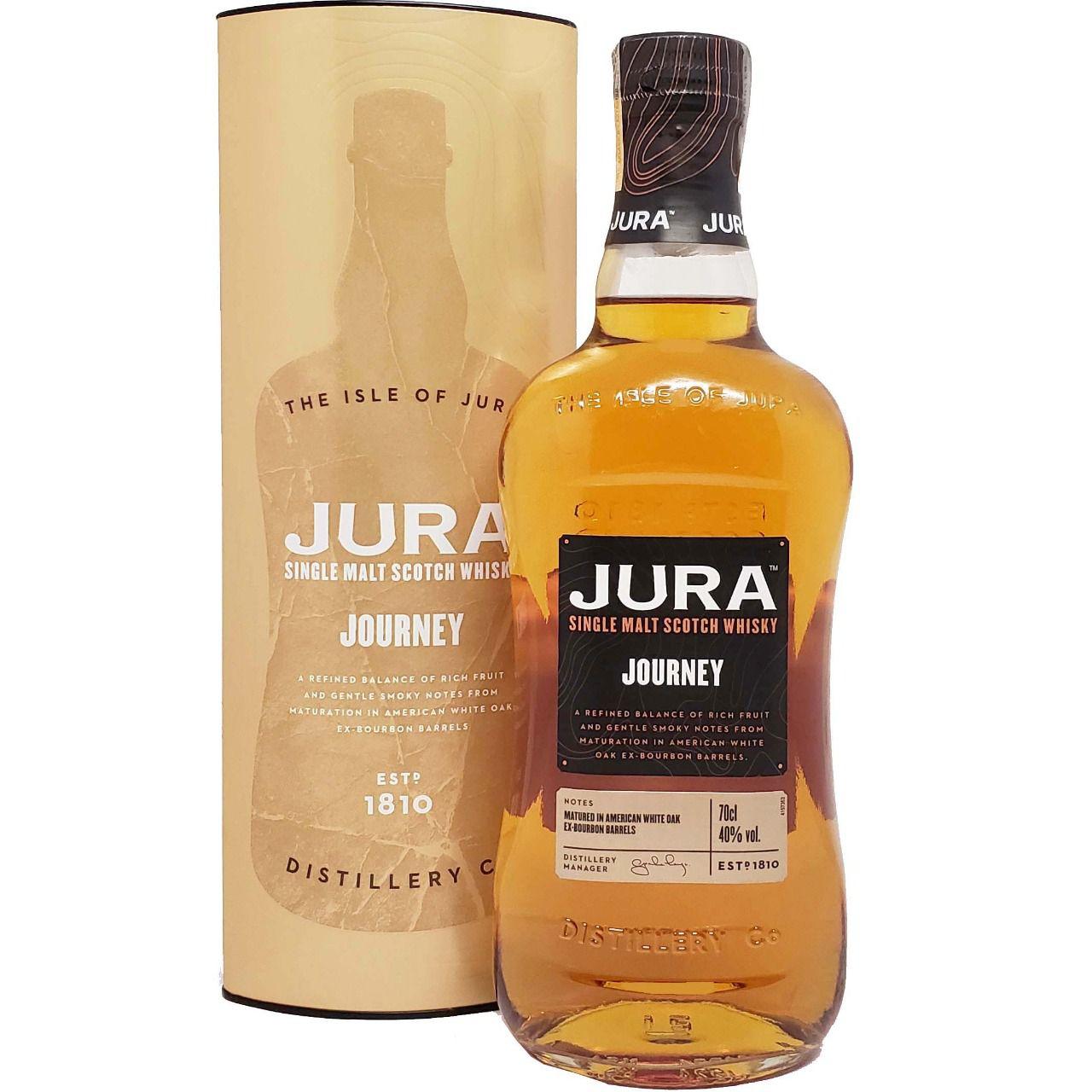 Whisky Jura Journey - 700ml -