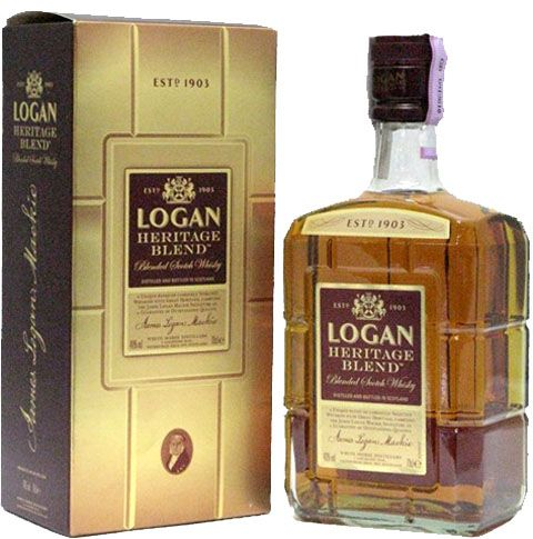 Whisky Logan Heritage Blend - 700ml -