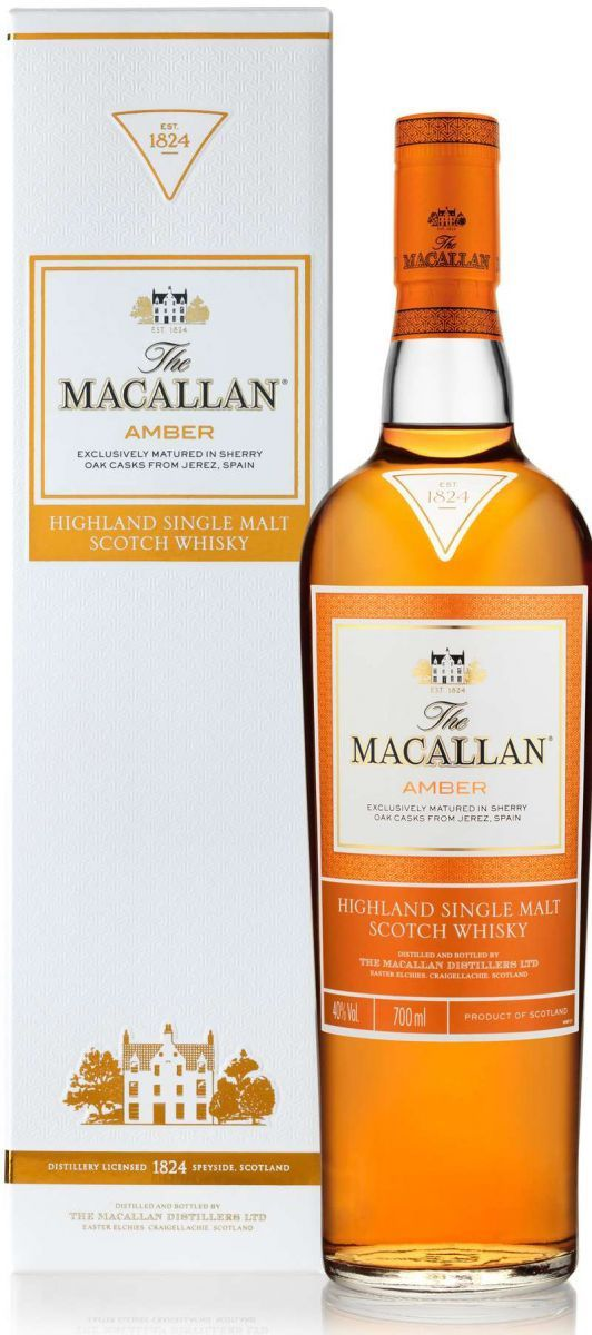 Whisky The Macallan Amber - 700ml -