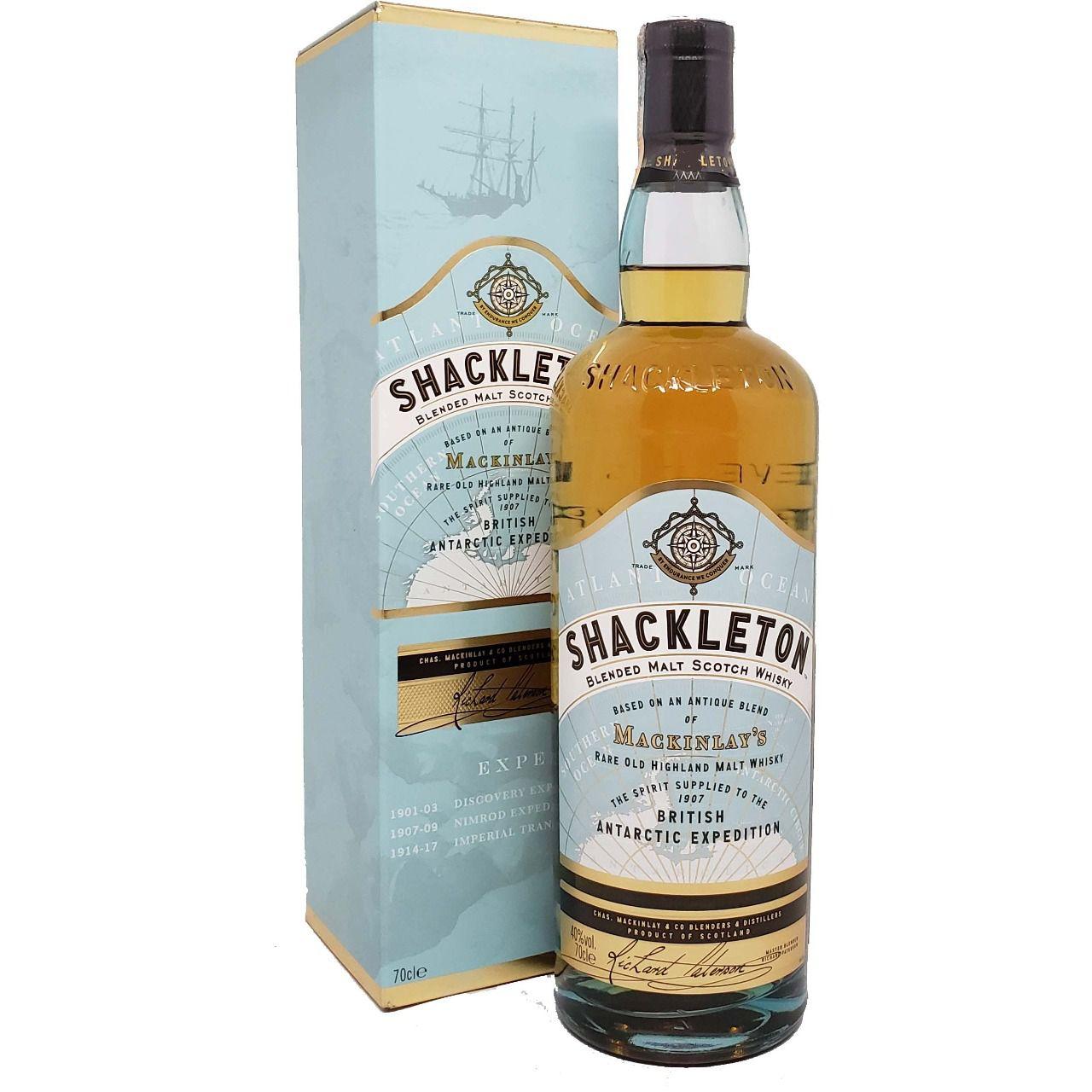 Whisky Shackleton Blended - 700ml -