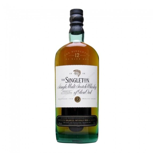 Whisky Singleton 12 anos Of Glen Ord - 700ml -