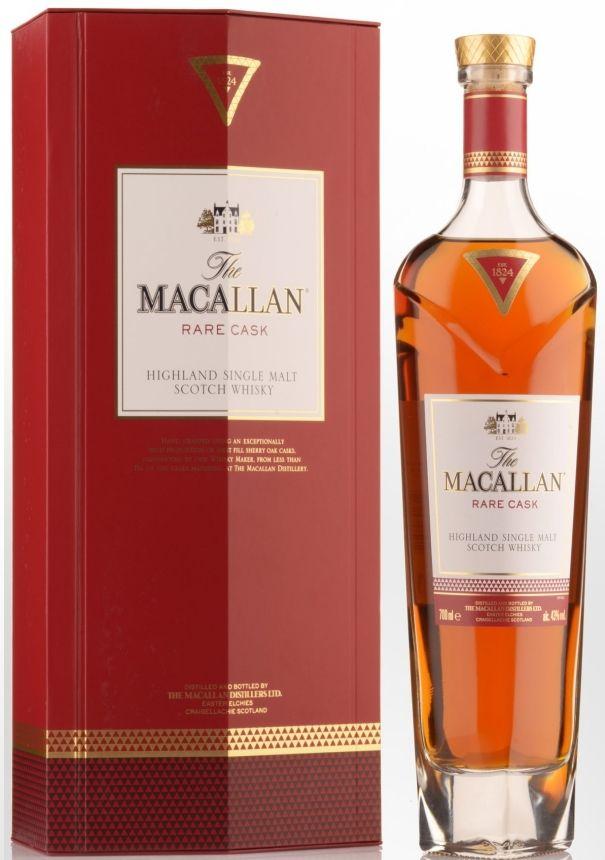 Whisky The Macallan RARE CASK - 700ml -