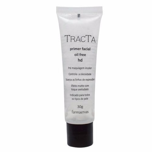 Primer Facial Tracta Oil Free Efeito Matte Hd Pré Maquiagem