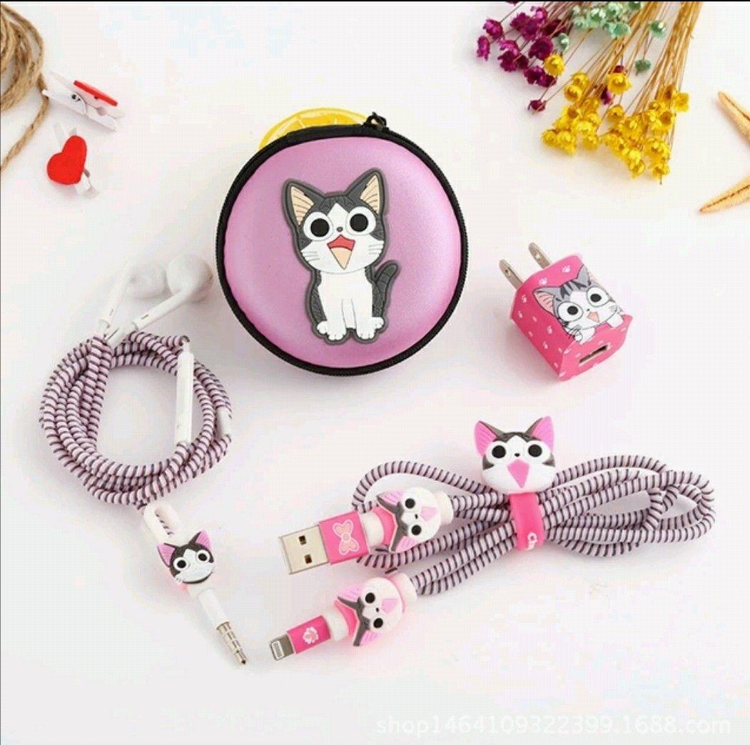 Super Kit de Proteção Gatinha Chi