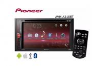 Dvd Automotivo Pioneer Avh A218bt 2 Din Usb Controle Remoto