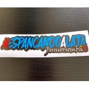 #ESPANCANDOALATA
