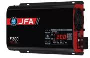Fonte Carregador Automotivo Jfa 200 Amperes Sci Red Line Lançamento