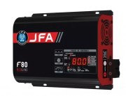Fonte Carregador Automotivo Jfa 80 Amperes Sci Red Line Lançamento