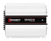 Módulo Amplificador Taramps DS800x4 800W RMS 2 Ohms 4 Canais Digital