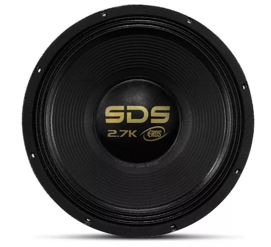 """Alto falante Subwoofer 15"""" Eros E-15 SDS 2.7K - 1350 Watts RMS - 4 Ohms"""