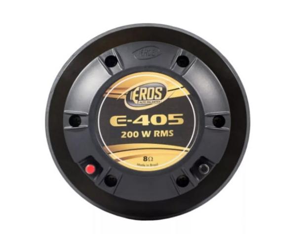 Driver Corneta Eros E-405 200wrms 08 Ohms Lançamento