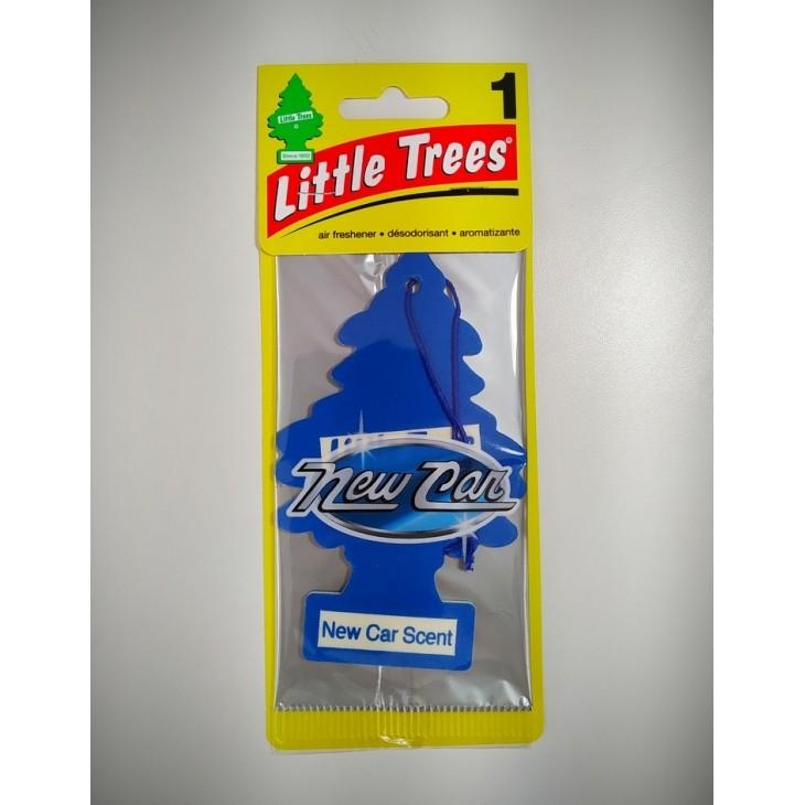 Little Trees Aromatizante Cheirinho de Carro original