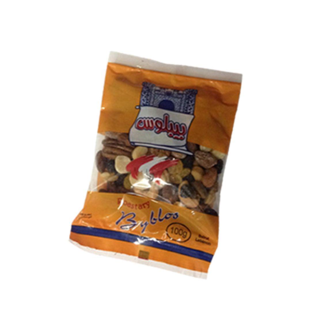Mix Nuts Luxo Torrada e Salgada P 100g - Byblos