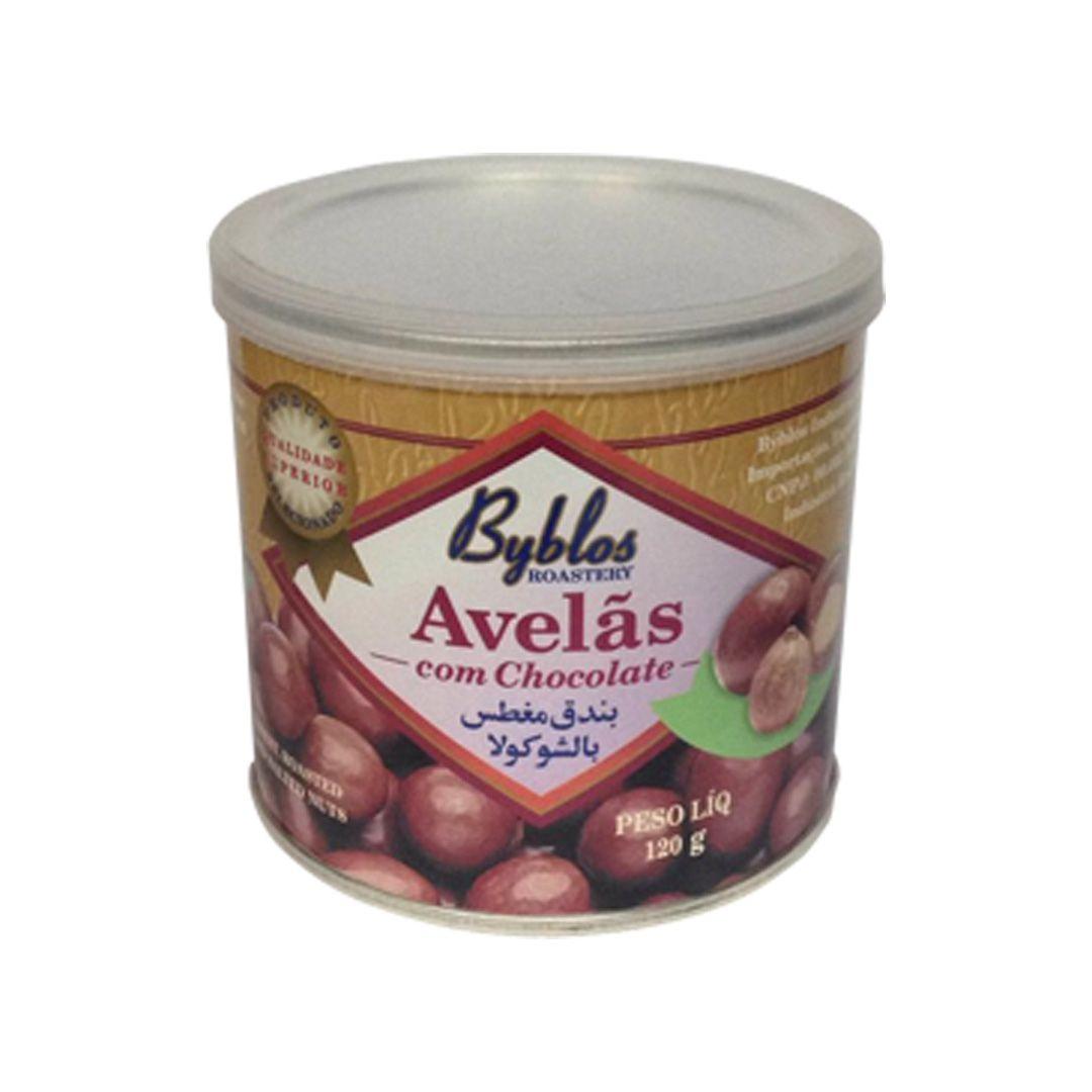 Avela Coberta Com Chocolate 120g - Byblos