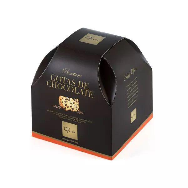 Panetone Ofner Gota de Chocolate 700g