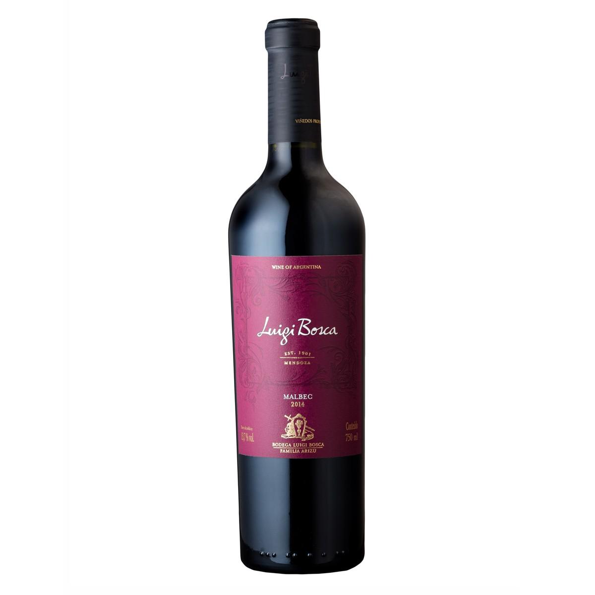 Vinho Tinto Luigi Bosca Malbec
