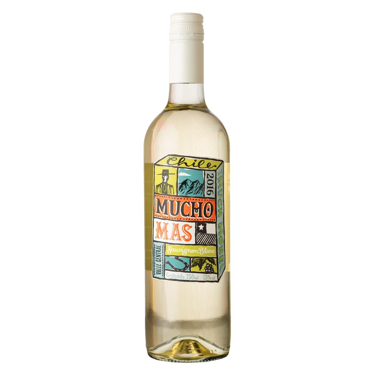 Mucho Mas Sauvignon Blanc